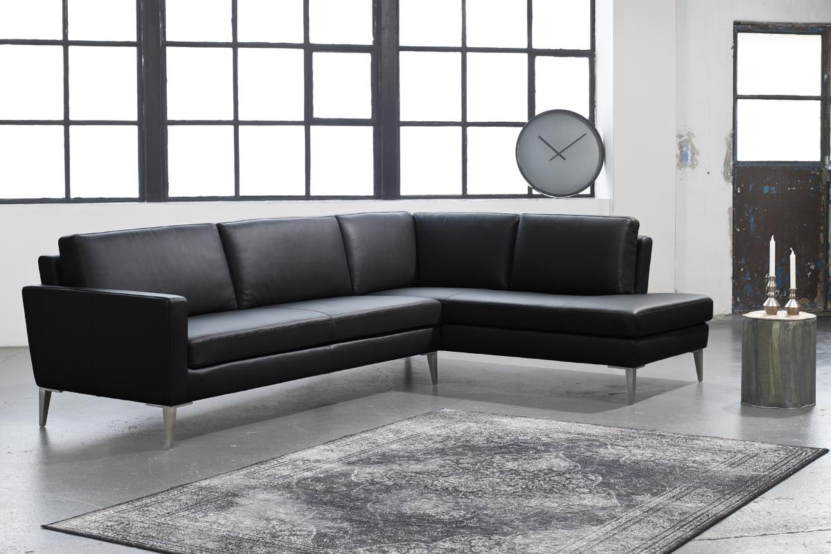 Hvis du er på udkig efter en sofa på tilbud, så kan Visano lædersofaen være et godt bud.