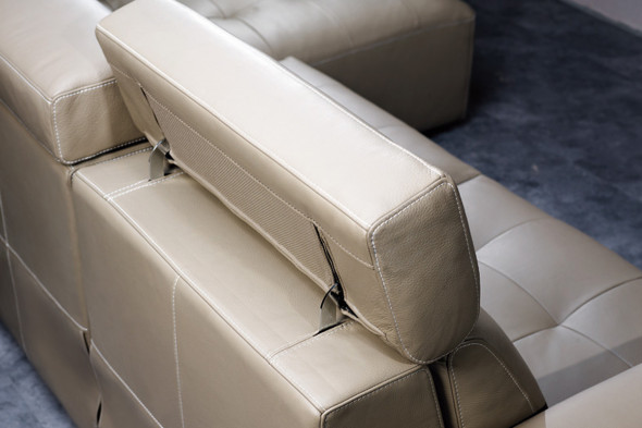 Fantastisk Kelvin Giormani - Casale lædersofa - Sofa i læder hos BoShop IR27