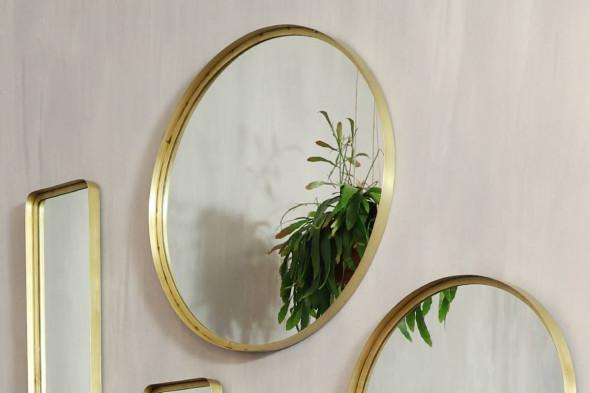 Billede af Bita spejl hos BoShop - Spejle i Aarhus og Aalborg.