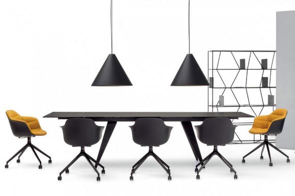 Bontempi Mood spisebordsstol hos BoShop - Spisebordsstole Århus.