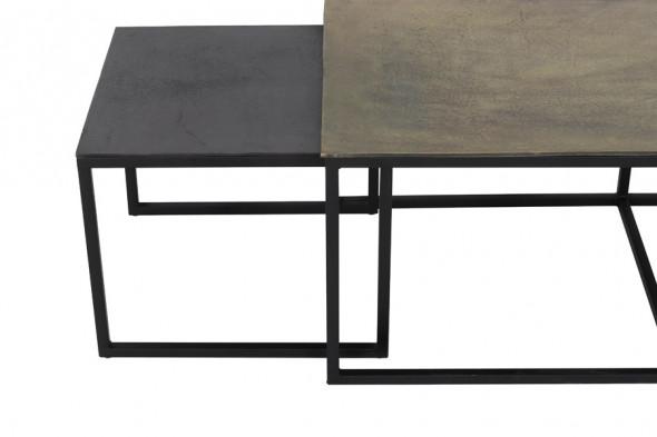 Billede af Kumalu sofabord i bronze hos BoShop - Sofaborde i Aarhus og Aalborg