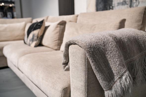 Billede af Popoline sofa med open-end - venstre kampagnetilbud hos BoShop - Sofaer i Aarhus og Aalborg.