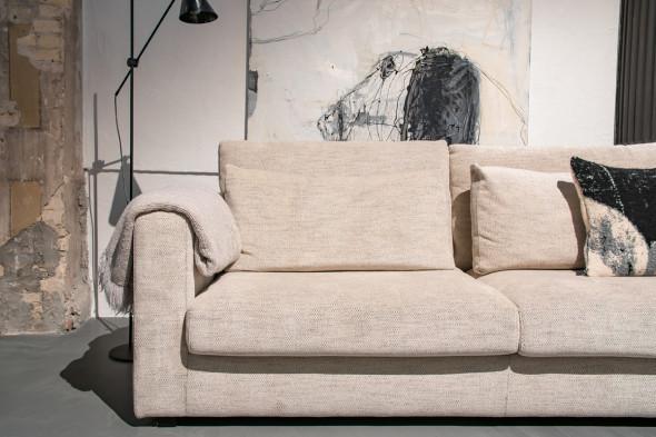 Billede af Popoline sofa med open-end - højre kampagnetilbud hos BoShop - Sofaer i Aarhus og Aalborg.