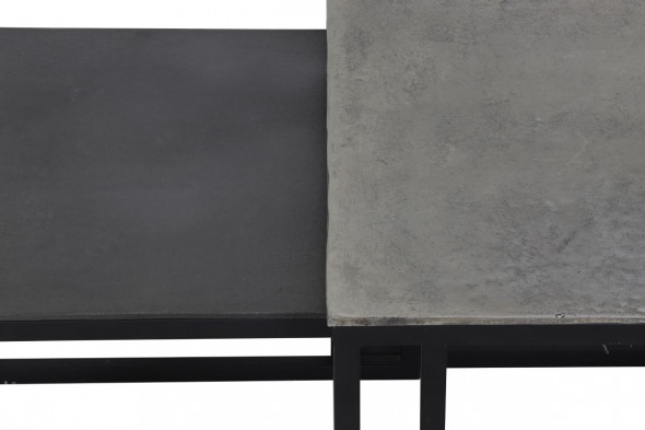 Billede af Kumalu sofabord i grå hos BoShop - Sofaborde i Aarhus og Aalborg
