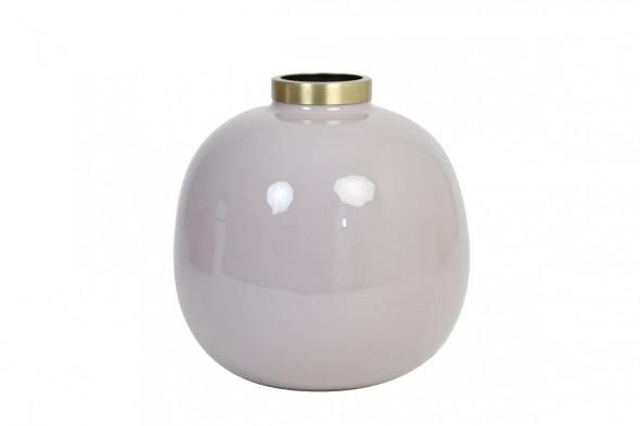 Billede af Chow vase grå 22x22 hos BoShop.