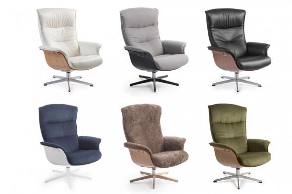 Billede af Prime lænestol hos BoShop - Lænestole i Aarhus og Aalborg.