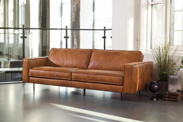 Billede af Corium Italia - Point lædersofa - Sofa i læder hos BoShop - Sofaer i Aarhus og Aalborg.
