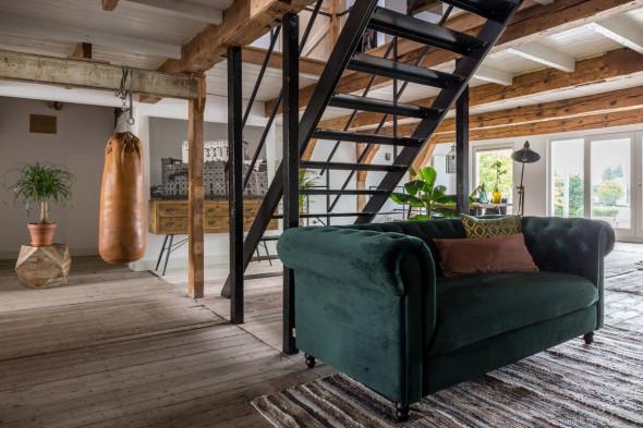 Chester sofa hos BoShop - Chesterfield sofaer i Århus.