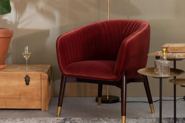 Billede af Dolly lænestol hos BoShop - Lænestole i Århus.