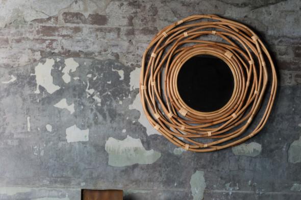 Billede af Kubu spejl hos BoShop.