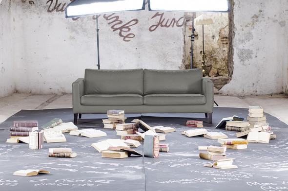 Prostoria - Elegance stofsofa - Sofa i stof hos BoShop - Sofaer i Århus