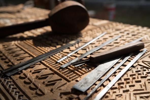 Billede af Ancestors Tabwa tv-bord i træ hos BoShop.