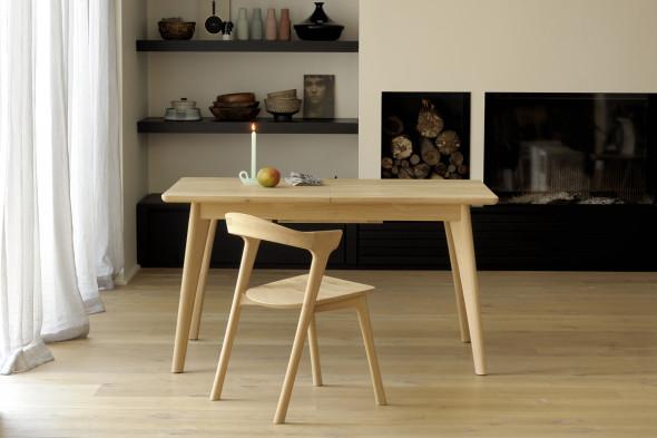 Billede af Bok Eg spisebordsstol i træ hos BoShop - Spisebordsstole i Århus.