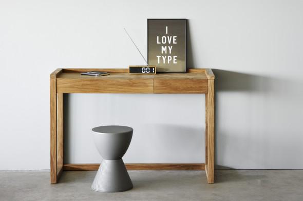 Smuk indretning med konsolbord hos BoShop.