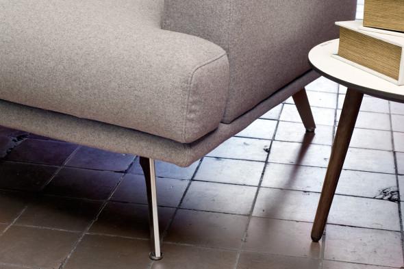 Billede af Forli sofa med chaiselong hos BoShop.