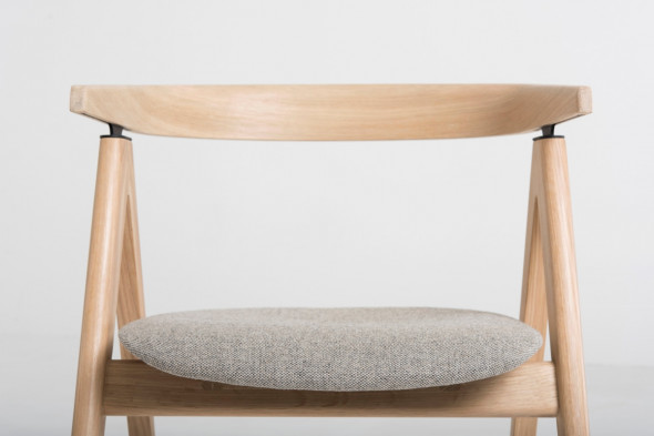 Billede af Ava spisebordsstol hos BoShop - Spisebordsstole i Århus.