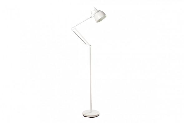 Billede af Reader gulvlampe - Hvid hos BoShop.