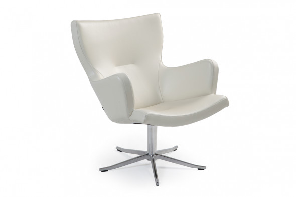 Billede af Gyro lænestol med armlæn hos BoShop.