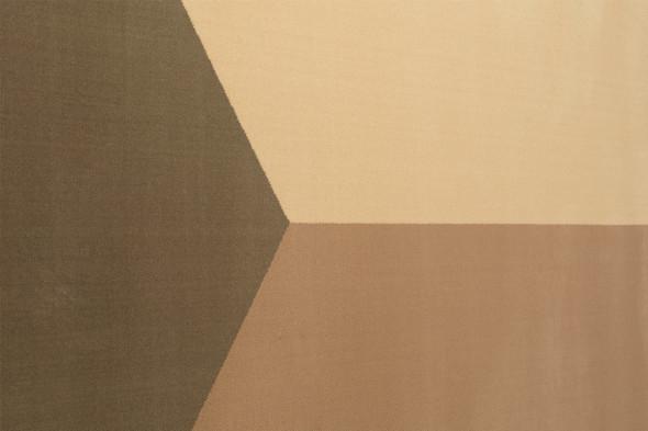 Billede af Harmony gulvtæppe i grønne nuancer fra Zuiver. Find inspiration til indretningen samt udvalget af gulvtæpper hos BoShop.