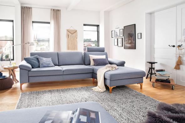 Billede af Coast Deluxe sofa - Sofa med chaiselong hos BoShop - Sofaer i Aarhus og Aalborg.