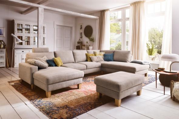 Billede af Coast sofa - Sofa med chaiselong hos BoShop - Sofaer i Aarhus og Aalborg.