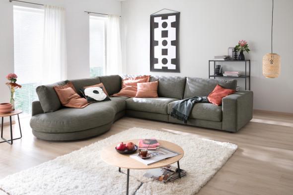 Billede af High End sofa - Flyder sofa med chaiselong hos BoShop - Sofaer i Aarhus og Aalborg.