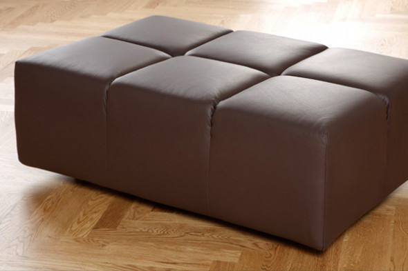 Billede af Oregon 2.0 Square sofa hos BoShop - Sofaer i Aarhus og Aalborg.