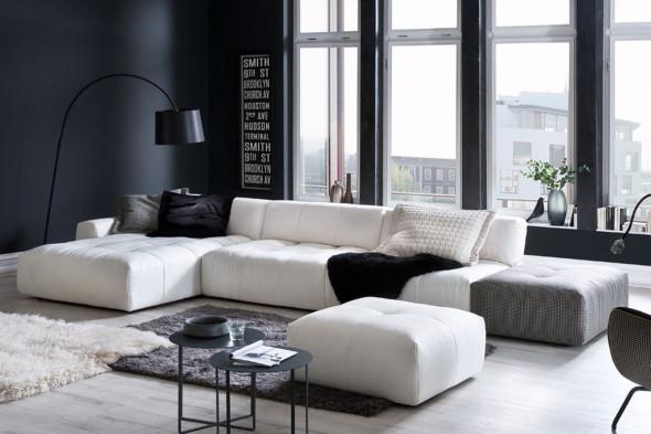 Billede af Place stofsofa hos BoShop - Sofaer i Århus.
