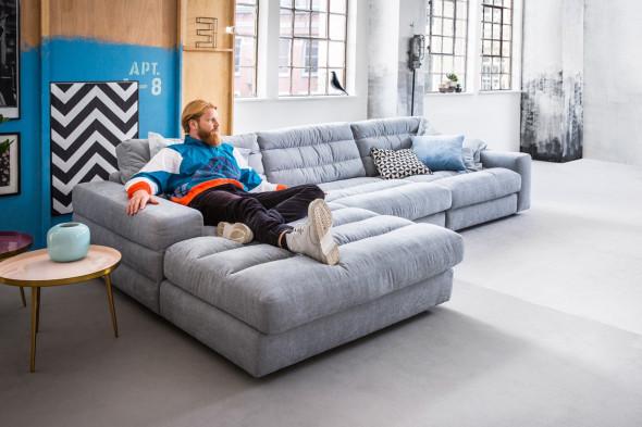 Billede af Stripes stofsofa hos BoShop - Sofaer i Aarhus og Aalborg.
