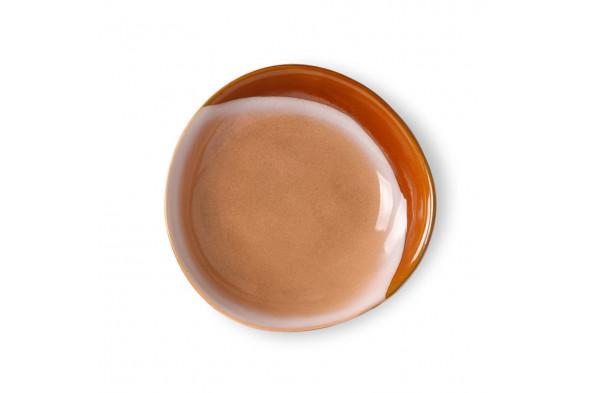 Billedet viser karry skåle i nuancen Hills, et sæt med to stk.