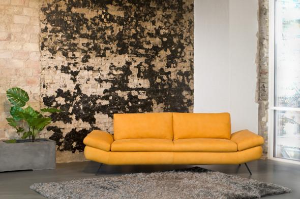 Billede af Lateran lll lædersofa hos BoShop - Sofaer i Aarhus.