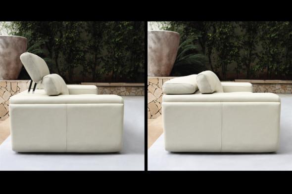 Billede af Casalino l lædersofa hos BoShop.