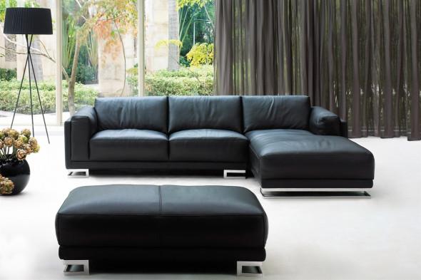 sofa læder Kelvin Giormani   Pradi ll lædersofa   Sofa i læder hos BoShop sofa læder