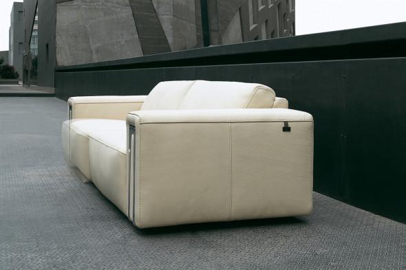 Billede af Levice l lædersofa hos BoShop.