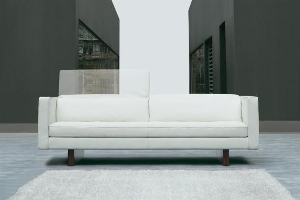 Billede af Foretti ll lædersofa hos BoShop.