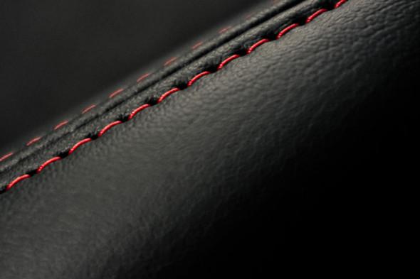 Billede af en skræddersyet lædersofa hos BoShop.