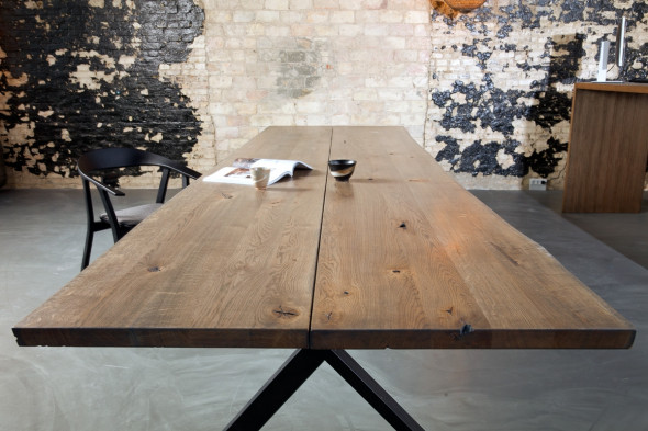 Billede af Plankebord fra Oakland hos BoShop - Plankeborde i Aarhus og Aalborg.