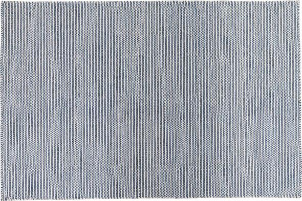 Pilas tæppe blå hos BoShop - Tæpper i Aarhus.