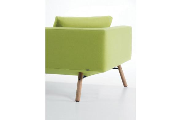 Billede af Combine stofsofa - Sofa i stof hos BoShop - Sofaer i Århus.