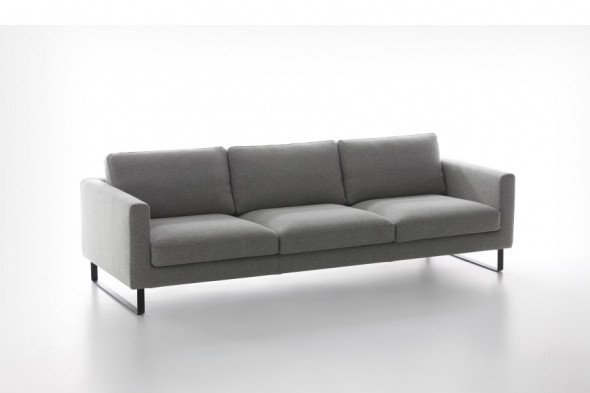 prostoria elegance stofsofa sofa i stof hos boshop. Black Bedroom Furniture Sets. Home Design Ideas
