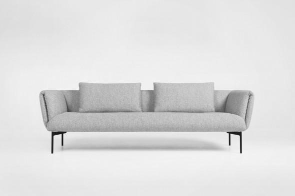Billede af Impression stofsofa - Sofa i stof hos BoShop - Sofaer i Aarhus og Aalborg.