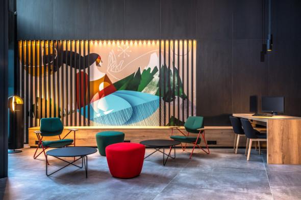 Billede af Polygon sofabord hos BoShop - Sofaborde i Aalborg.