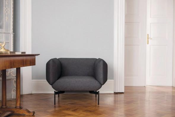 Billede af Segment lænestol hos BoShop.