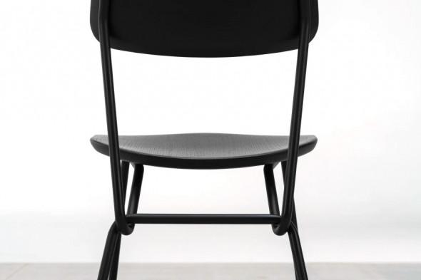 Billede af Strain spisebordsstol hos BoShop - Spisebordsstole i Aarhus og Aalborg.