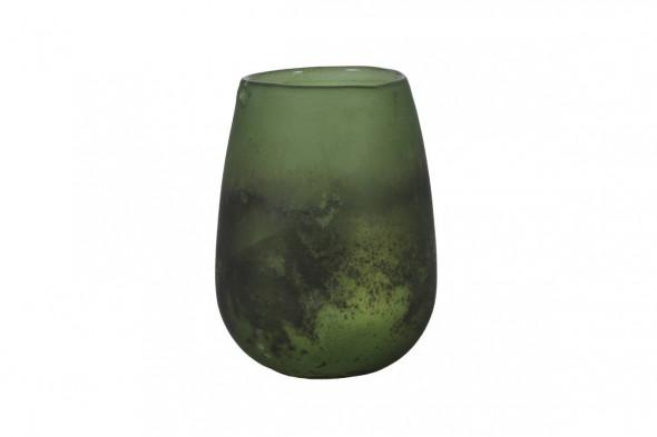 Raoel vase i grøn hos Boshop - Vaser i Aarhus og Aalborg