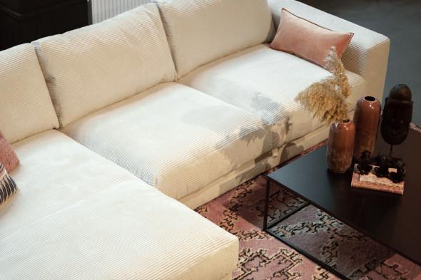 Billede af Seventies sofa - Flyder sofa i fløjl hos BoShop - Sofaer i Aarhus og Aalborg.