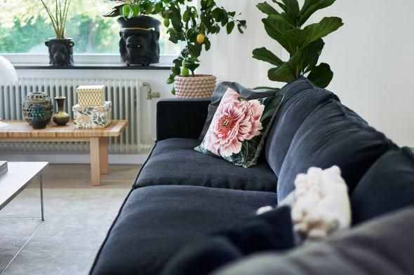 Billede af Cloud stofsofa - Sofa i stof hos BoShop - Sofaer i Aarhus og Aalborg.