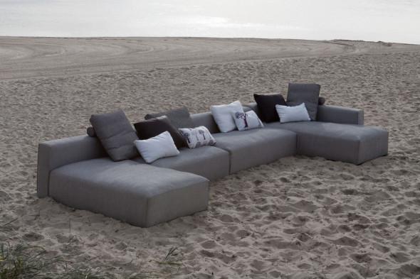 Sits - Liam stofsofa - Sofa i stof hos BoShop