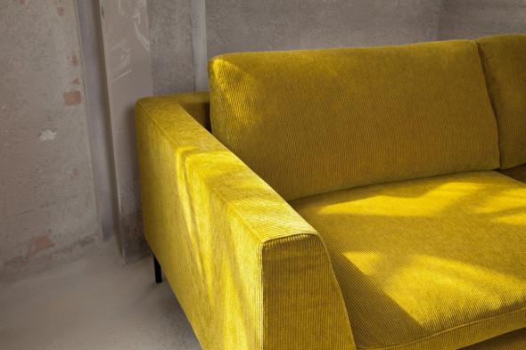 Billede af Tokyo sofa - Sofa i stof hos BoShop - Sofaer i Århus.