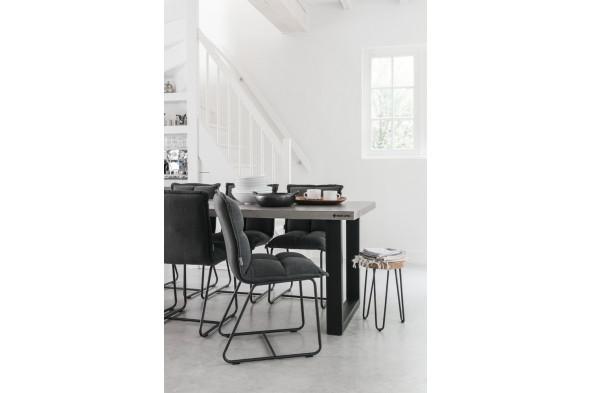Cloud spisebordsstol fra SMOKESTACK hos BoShop.